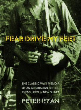 Fear Drive My Feet